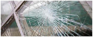 Telford Smashed Glass